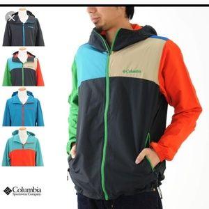 Rare Vintage Columbia Sport light jacket M